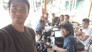 EPIC Youth Team CDO meet to plan their Post Me Not Campaign